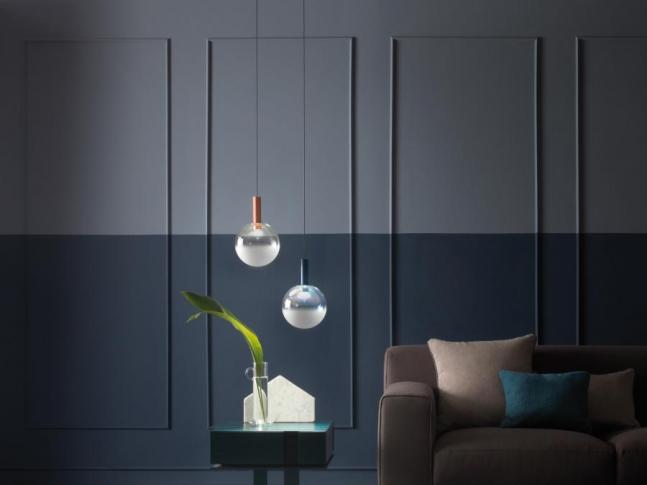 Závěsná lampa POP Bijou + FILO System