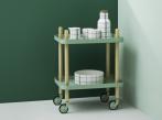 Servírovací stolek Block Table block-zelena-2