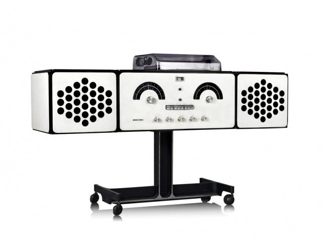 Rr226 BRIONVEGA rádio Rr226