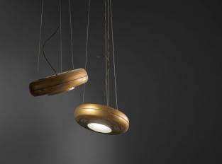 Závěsná lampa B-SHELL