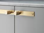 Furniture Knob Buster + Punch - Furniture knob