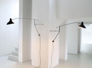 Nástěnná lampa Mantis BS2