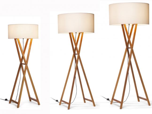 Cala - stojací lampa Cala - stojací lampa