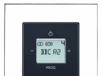 solo® carat solo® carat - chromovaná mosaz, dvojrám FM radio a reproduktor