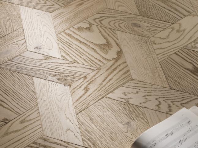 Mozaiková dřevěná podlaha Casablanca Dřevěná mozaiková podlaha Mardegan Casablanca, dodavatel BOCA Group Praha.