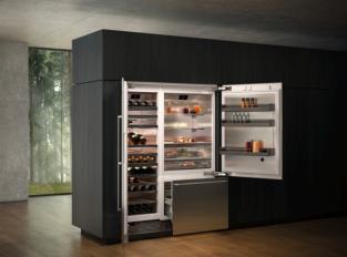 Chladničky Gaggenau řady Vario 400
