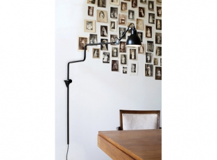 Nástěnná lampa DCW N°217