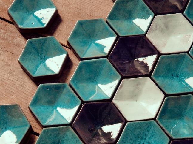 Dlaždice mozaika Clinker