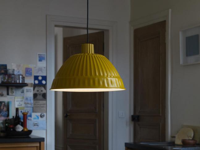 Závěsná lampa CLOCHE