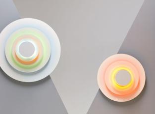 nástěnné svítidlo Concentric