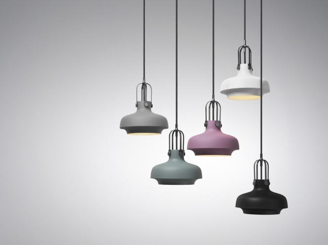 Závěsná lampa Copenhagen od &tradition