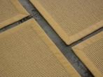 Country - tkaný sisalový koberec Přírodní sisalové kusové koberce Country s bordurou.
