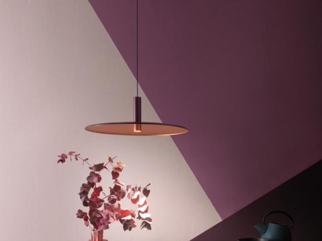 Závěsná lampa Pop Chapeau + FILO System