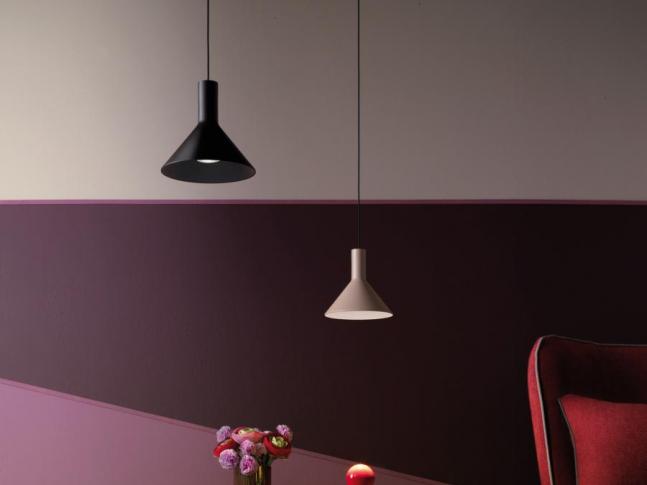 Závěsná lampa POP Chérie + FILO System