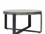 Konferenční stolek Cozy Living Concrete Round