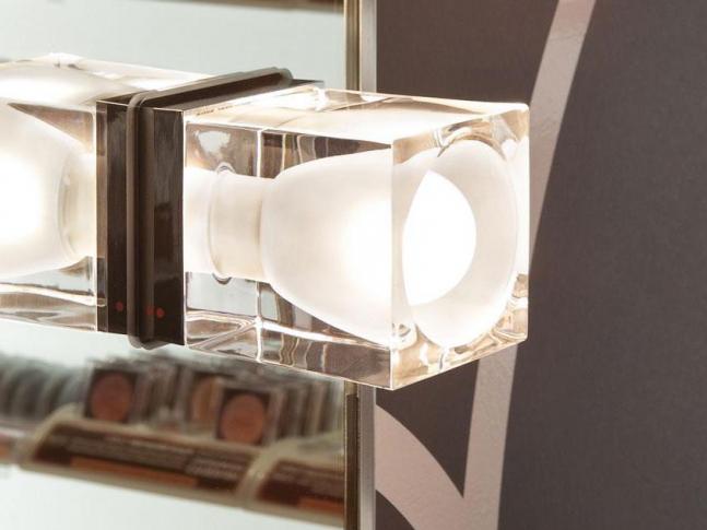 Nástěnná lampa D28 CUBETTO