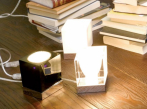 Stolní lampa D28 CUBETTO