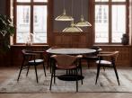 Stůl Gubi TS Column Dining Table
