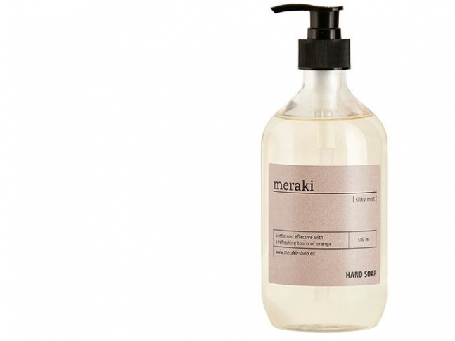 Tekuté mýdlo na ruce Meraki