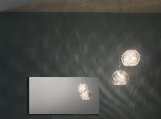 Závěsná lampa Diamondswirl D82