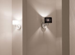 DIAMONDSWIRL D82 nástěnná lampa