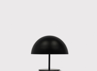 Baby Dome Lamp - Black