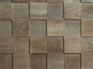Dřevěné obložení stěn Mardegan - Miami