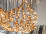 Závěsná svítidla - murmurations installations