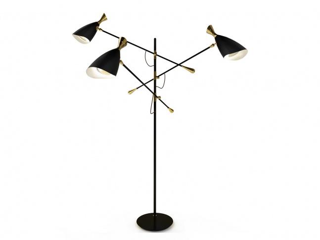 Duke - stojací lampa Duke - stojací svítidlo