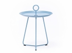 Eyelet Tray Table Dusty Blue 45