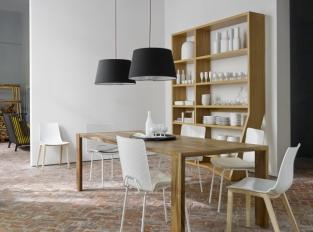 Eaton - rozkládací jídelní stůl