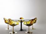 Židle ELLA GOLD