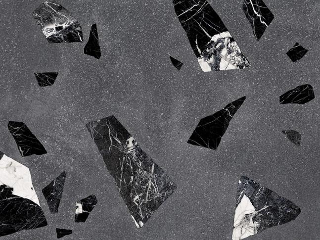 Keramická dlažba Medley Dark Grey Rock
