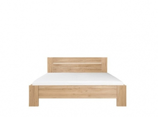 Azur Oak Bed