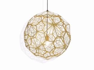Závěsná lampa Etch Web