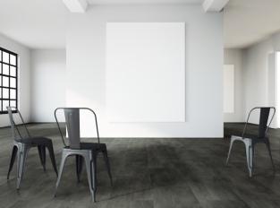 Vinylová podlaha Expona - design železný plát