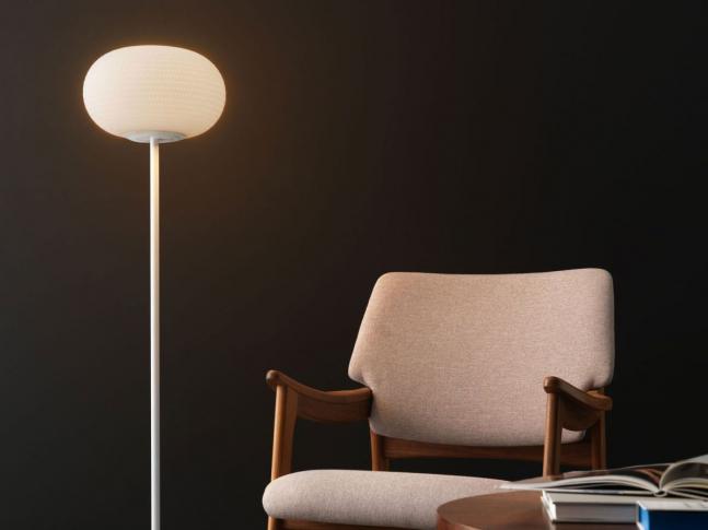Stojací lampa BIANCA