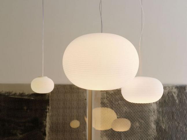 Závěsná lampa BIANCA