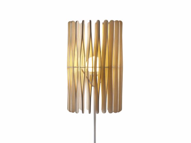 Stojací lampa Stick F23 cylindr