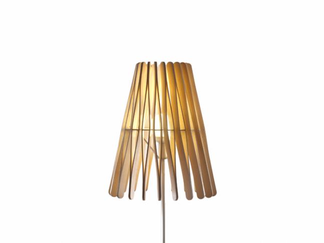 Stojací lampa Stick F23 cone