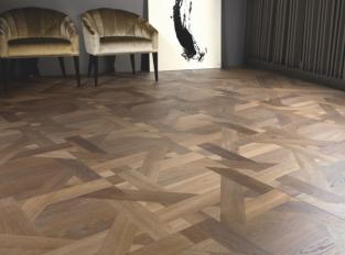 Dřevěná podlaha Foglie d´Oro TRIESTE Ca' Polo