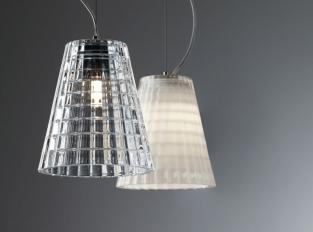 Závěsná lampa Flow D87