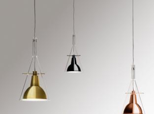 Závěsná lampa Flûte, Flûte Magnum