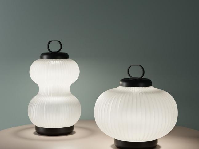Stolní lampa Kanji