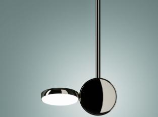 Závěsná lampa Optunia
