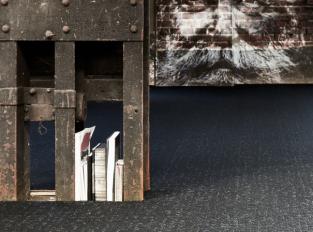 Designový zátěžový koberec Forest