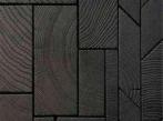 Dřevěná podlaha Black z kolekce Foret