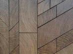 Dřevěná podlaha Smoke z kolekce Foret