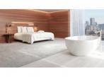 Koberce Freestile - Antwerp Kobercové čtverce s inovativním designem Antwerp od Object Carpet, barva 0101.