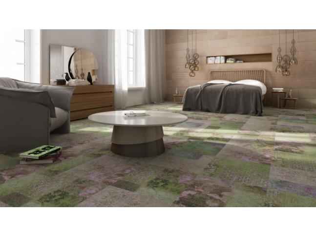 Koberce Freestile - Helsinki Kobercové čtverce s inovativním designem Helsinki od Object Carpet, barva 0802.